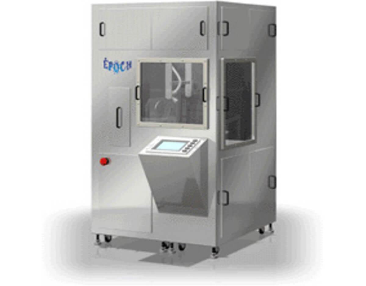 CO2スプレー洗浄装置