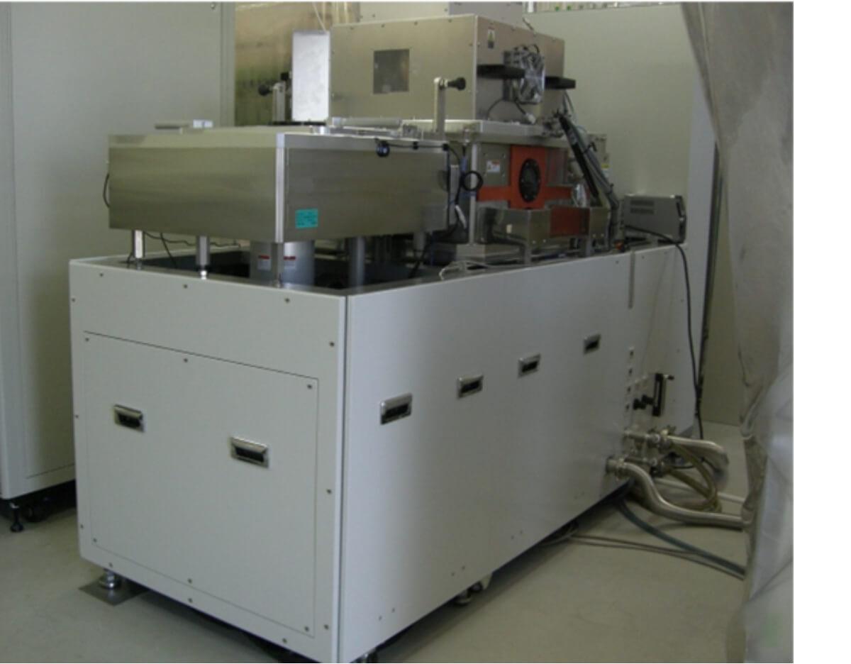 ロードロック室プラズマCVD装置(当社デモ機)