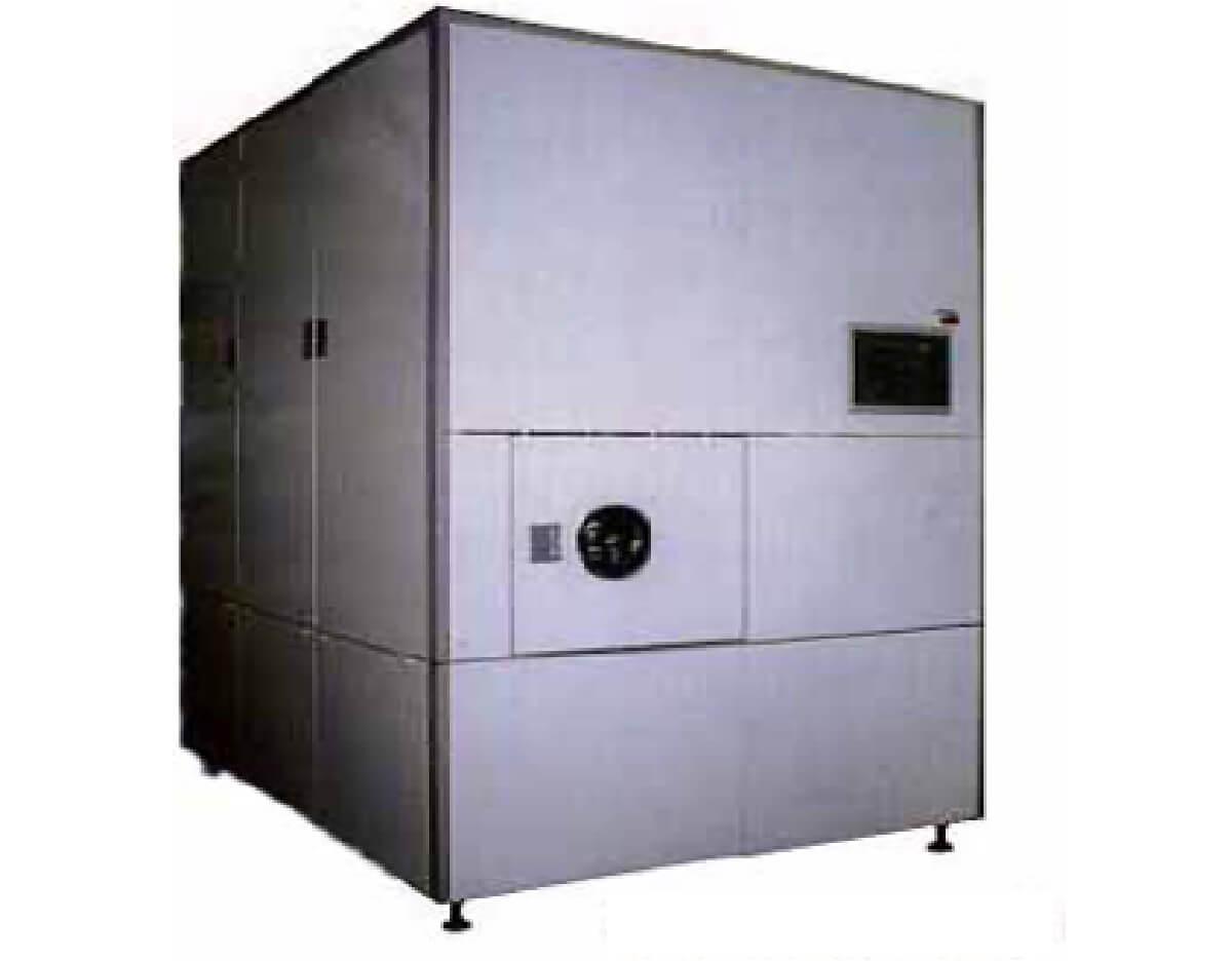 HDDヘッドDLC成膜装置マルチチャンバ仕様
