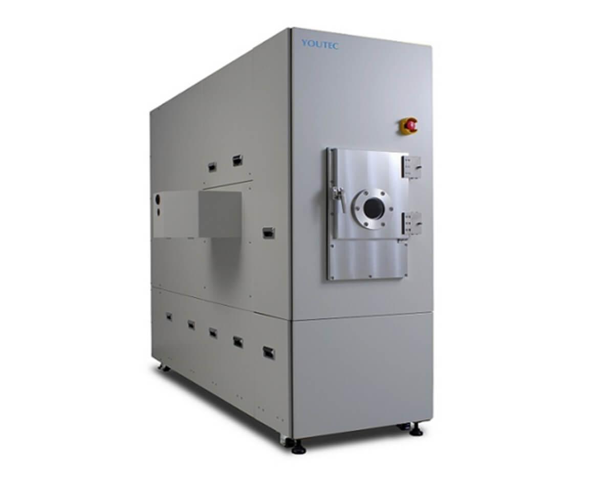 酸化膜/窒化膜プラズマCVD装置