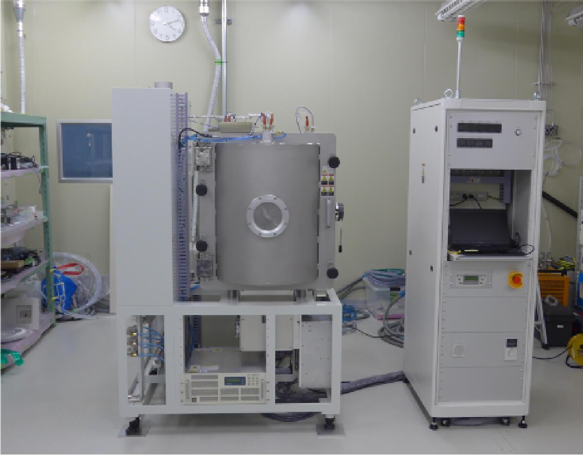 立体物用プラズマCVD装置