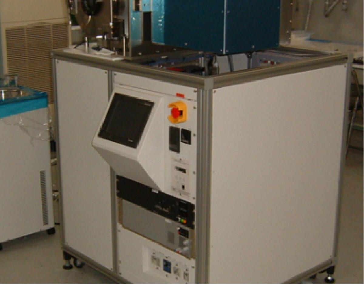 ICPプラズマエッチング装置