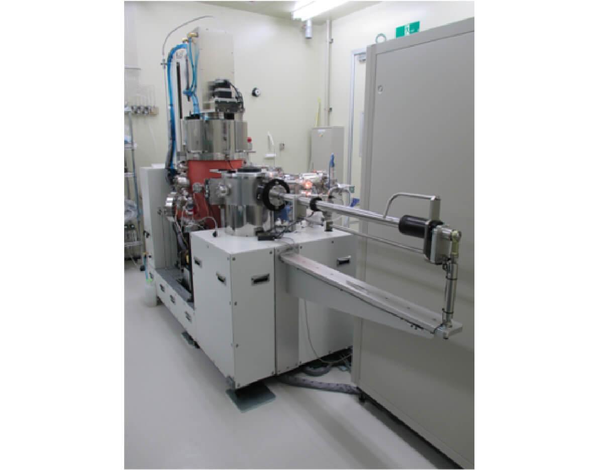 薄膜MEMS用超高温スパッタリング装置